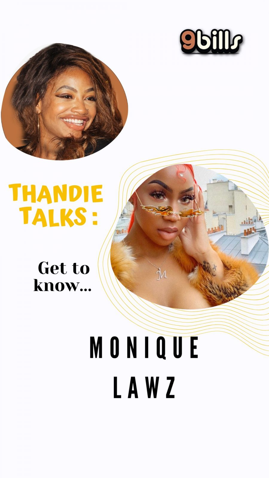 Thandie Talks : Monique Lawz Talks Lip Gloss, US writers and What It Takes For A Collab With Her
