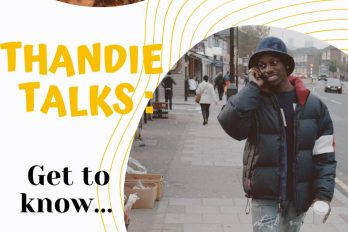 Thandie Talks : C3lly Pizzaz talks films, quarantine & Lancey Fouxx | @c3llypizzaz