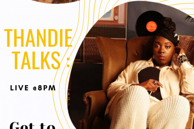 Thandie Talks: Amia Brave talks self confidence and her latest single Young and Misguided | @AmiaBrave