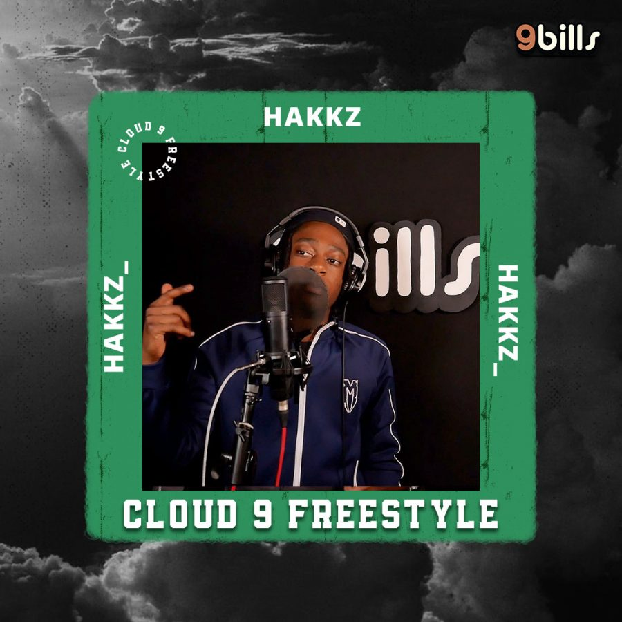 HAKKZ COVERS 50 CENT & THE GAME'S CLASSIC 'HATE IT OR LOVE IT' ON NEW 'CLOUD9' FREESTYLE   @hakkz_