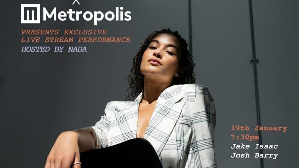 Clarks Original x Metropolis Studios, the live-stream event